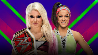 Alexa Bliss (c) vs. Bayley
