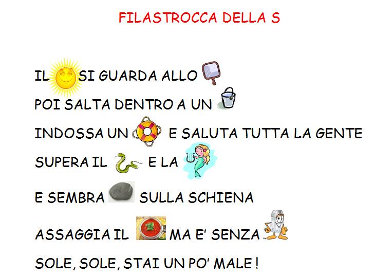 Schede Ed Attività Didattiche Del Maestro Fabio Per La: Super Schede Didattiche Consonanti Scuola Primaria OL12