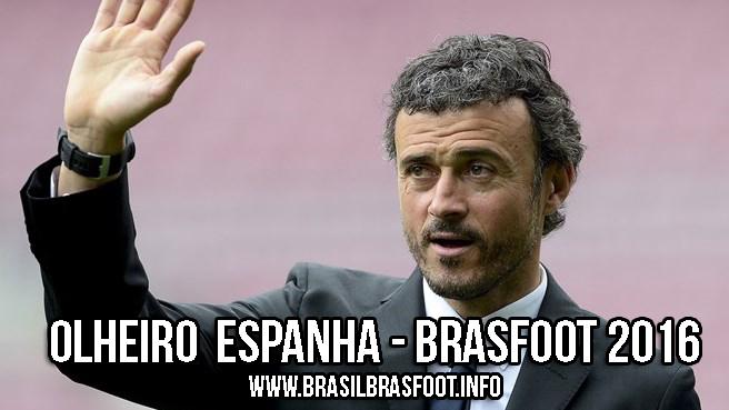 Olheiro Espanha - Campeonato Espanhol para Brasfoot 2016