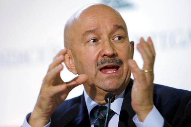 Confirman que concuño de Carlos Salinas es el encargado de subastar y rematar a Pemex
