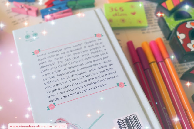 365 Dias para Plantar: Um diário de dicas de Carol Costa