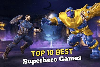 10 Game Superhero Terbaik Untuk Android