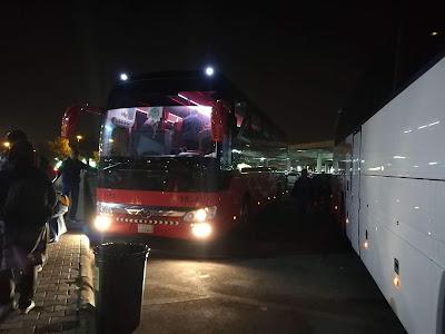 Sewa Bus besar jeddah-madinah