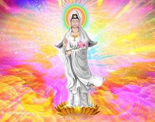 Ajaran Welas Asih Avalokitesvara Bodhisattva Kwan Im Po Sat