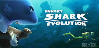 DOWNLOAD GAMES Hungry Shark Evolution 4.5.0 FOR ANDROID