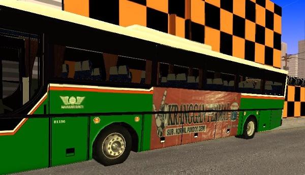 Yuhu Wkwkwk Nih Mimin Ada Bus Lagi Btw Nih Bus Cocok Untuk Suporter Persija Jakarta Karena Bertema Bus Jakmania Btw Mimin Belum Tau Nih Dff Only Apa