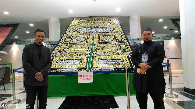 Pameran artifak, Shakiddo, Khir Khalid, Masjid Negeri Selangor,