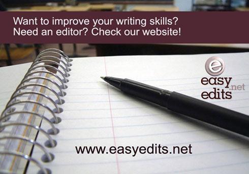 easy edits student writing