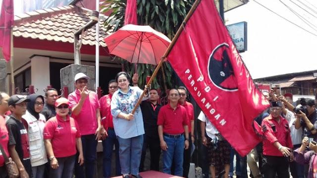 Megawati Minta Jakarta Siap Hadapi Kemungkinan Bencana Alam