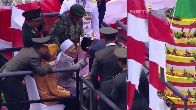 5 Aksi Presiden Jokowi yang bisa dijadikan contoh budi pekerti