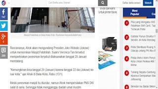 ilmu 31 Akankah Jokowi mengikuti Jejak Rasulullah ?