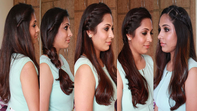 5 Quick & Easy Hairstyles   Short Hairstyles
