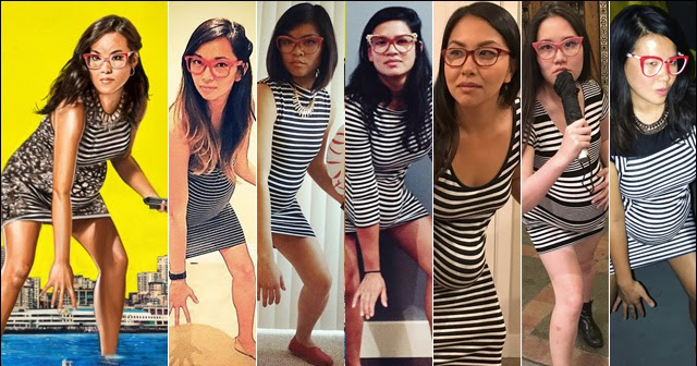 Everybody's going as Ali Wong for Halloween