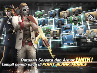 Point Blank Mobile MOD For Android v1.2.0 APK Terbaru 2016 4