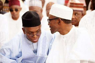 El-Rufai and Buhari