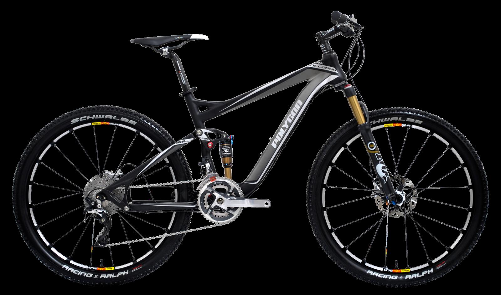 FIA BIKE Sepeda Gunung Polygon COLLOSUS CRX (Series 2013)