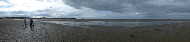 Una platja inifinita
