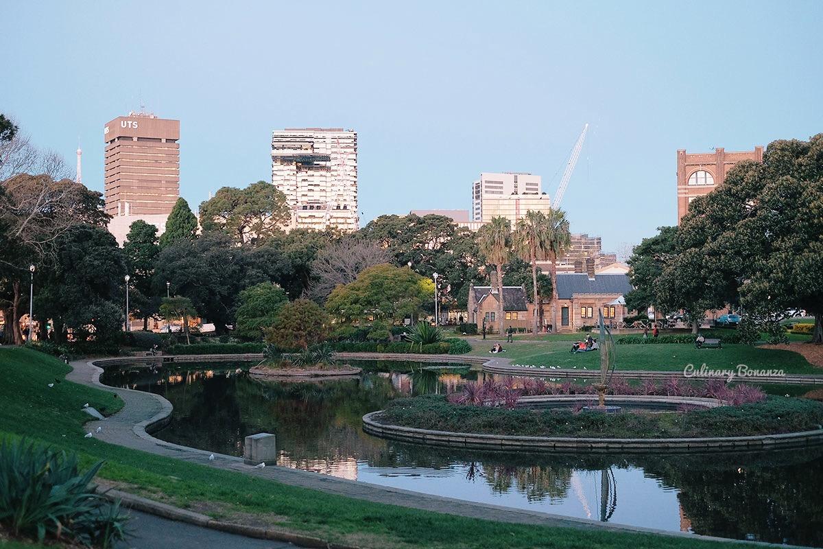 Sydney University (www.culinarybonanza.com)