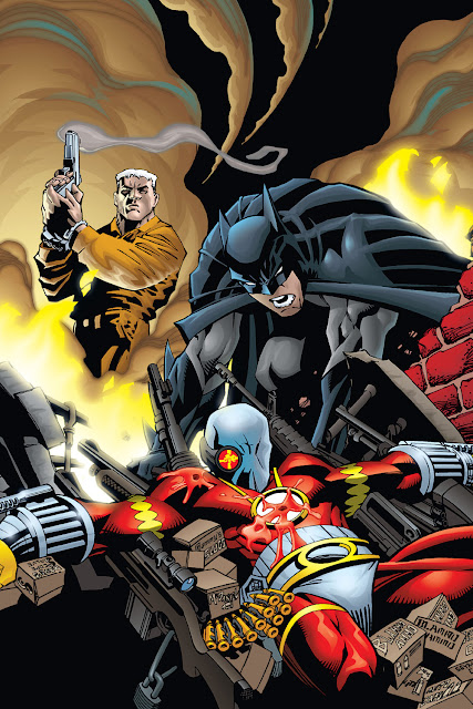 deadshot batman comics