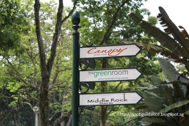& Canopy Garden Dining u0026 Bar (Bishan)