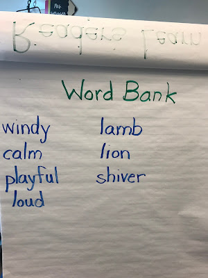 How to use word banks during writer's workshop is a blog post explains how you can effectively use word banks collaboratively with your kindergartners, first & second graders. Great for ELL students & struggling writers. Students and teacher generate word ideas to write in the bank and record the words on anchor charts or display on SMARTboard or interactive whiteboard. Can be used with all genres of writing (such as opinion, narrative & informative) {K, 1st, 2nd grade, homeschool}