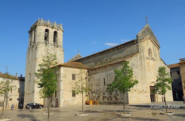 Monasterio de San Pedro de Besalú, Girona