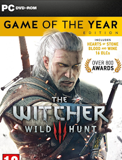 Cover  The Witcher 3 Wild Hunt GOTY Edition MULTi15 Repack - FitGirl [Free Download]