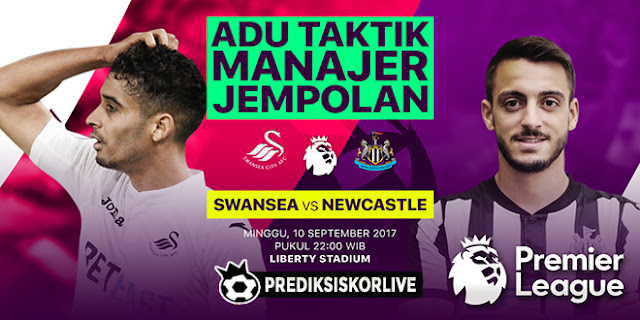 PREDIKSI BOLA JITU Swansea vs Newcastle United
