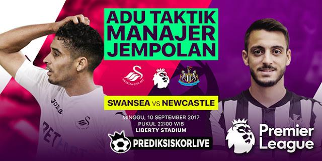 Prediksi Bola Jitu Swansea vs Newcastle United