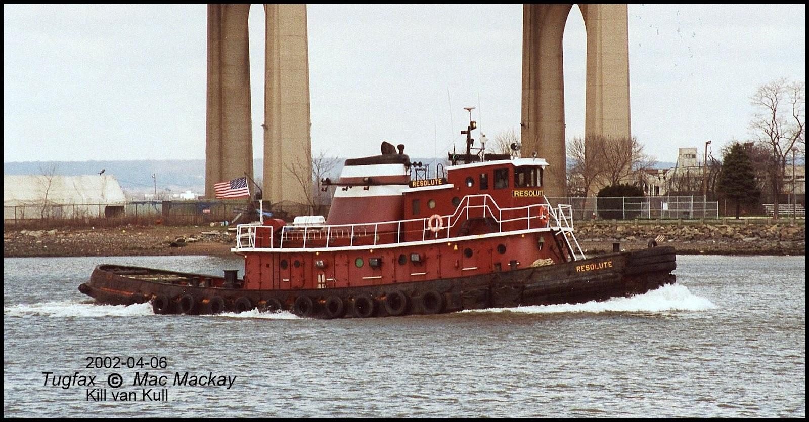 Tugfax: Boston Tugs - Part 2