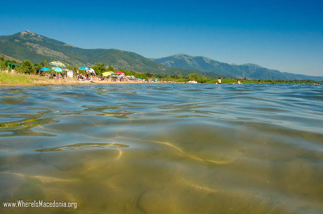 Prespa Lake - Macedonia - Slivnica Beach