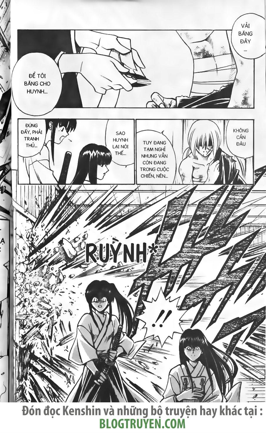 Rurouni Kenshin chap 192 trang 13