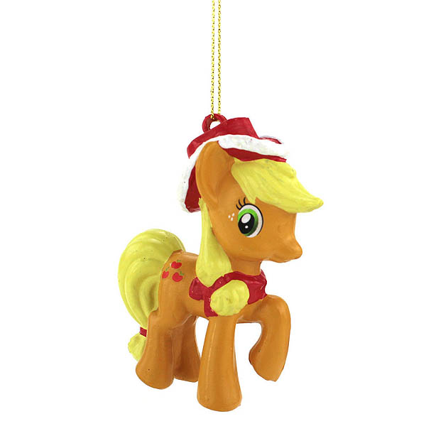 my little pony christmas ornament applejack figure by kurt adler - Kurt Adler Christmas