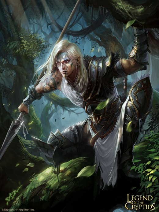 Cheng Xu crow god deviantart ilustrações fantasia games legend of the cryptids mulheres sensuais fantásticas