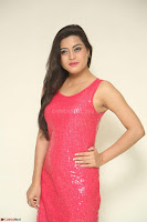 Shipra Gaur in Pink Short Micro Mini Tight Dress ~  Exclusive 094.JPG