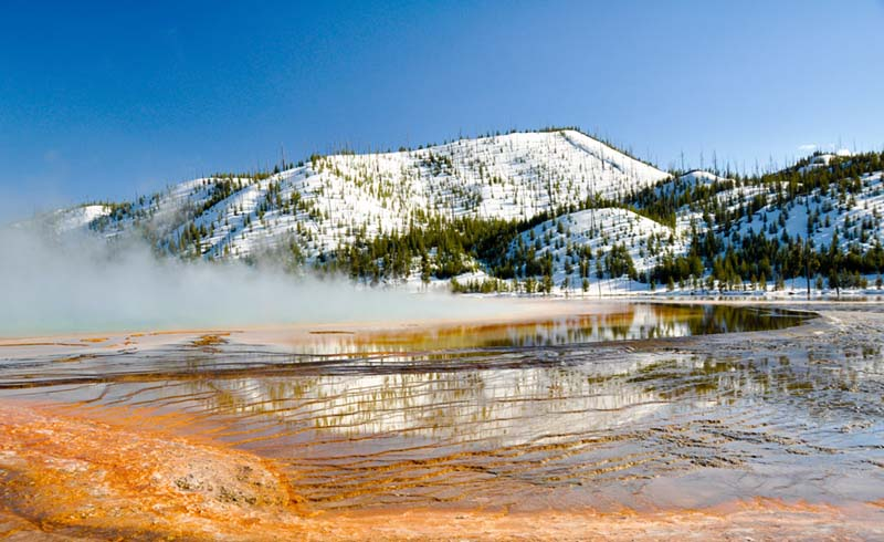 Travel, National Parks