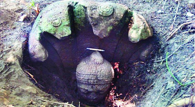 1,400 year old Buddha idol unearthed in Odisha