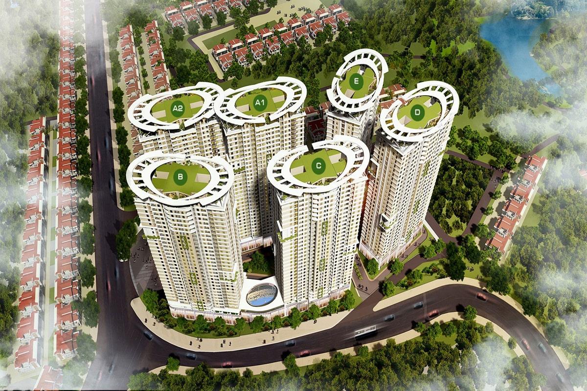 Chung cư Tecco Complex