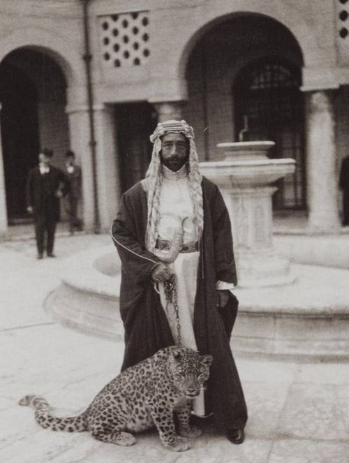 King Faysal of Iraq
