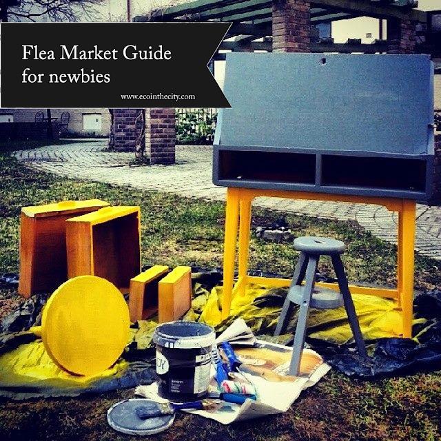 A beginner's guide to flea market shopping