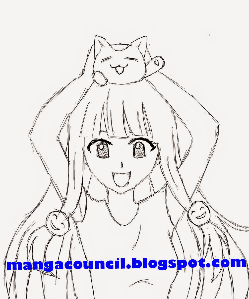 Cara Membuat Line Art Di Adobe Photoshop Manga Council