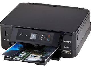 Epson XP-540 Télécharger Pilote Pour Windows et Mac