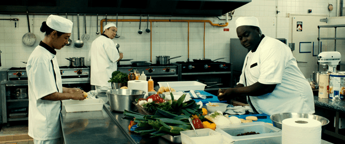le chef-the chef-comme un chef-bun-hay mean-serge lariviere-issa doumbia