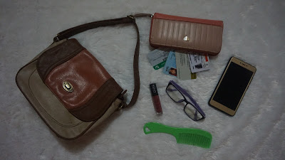 5 Stuff In My Bag
