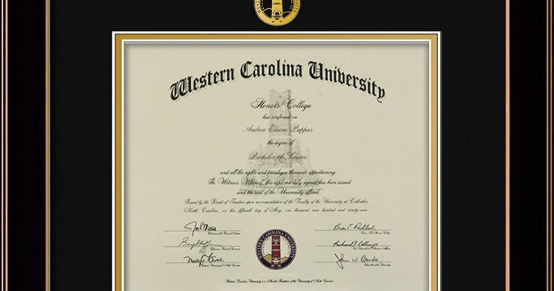 Official Diploma Frames | Framing Company Georgia Usa