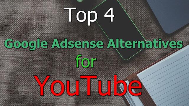 Top-4-Google-Adsense-Alternatives-for-YouTube