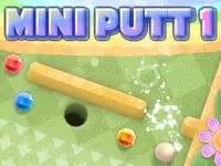 Mini Golf Mücevher Bahçesi - Mini Putt Gem Garden