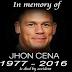Kasihan, John Cena Dikira Sudah Meninggal