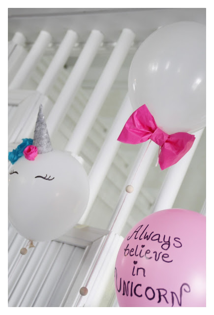 unicorn balloon yksisarvinen ilmapallo