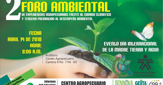 2 Foro Ambiental